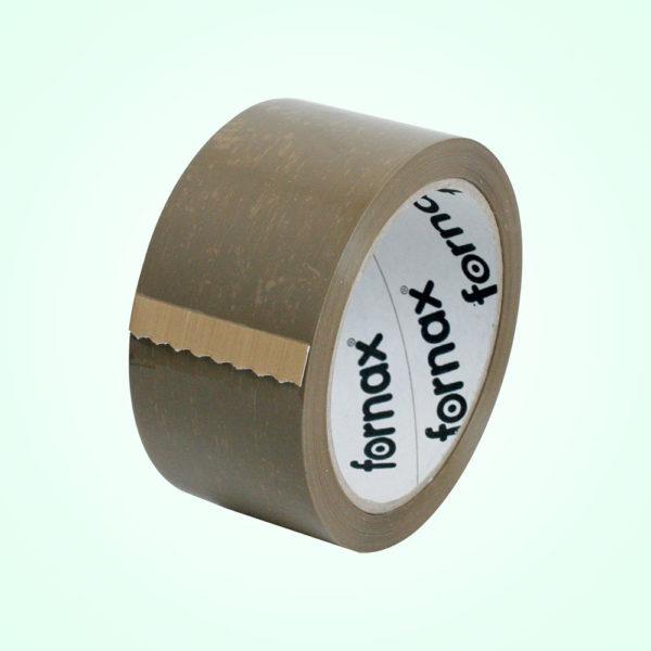 Ljepljiva traka 48 mm solvent - smeđa