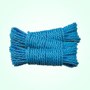 Uže od polipropilena - plavo